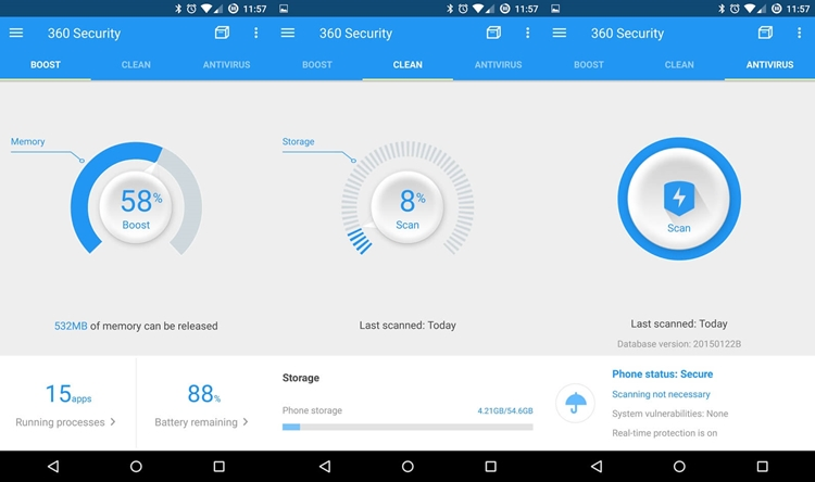 Top 1 Alternative to Malwarebytes for Android