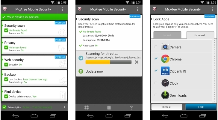 Top 9 Alternative to Malwarebytes for Android