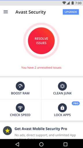 Top 4 free virus cleaner for android 2017