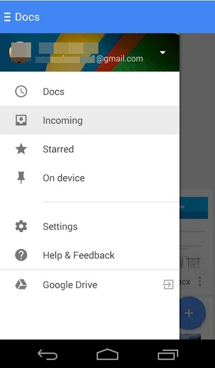 Transfer music between Samsung Note 8 and PC-Google Drive