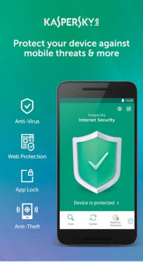 Top 1 virus removal for Android