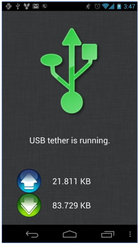 Free Tethering App Android: ClockworkMod tether