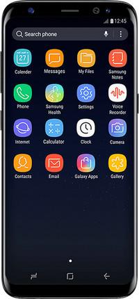 como respaldar Samsung Galaxy S8