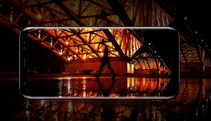 Gestisci foto su Samsung Galaxy S8