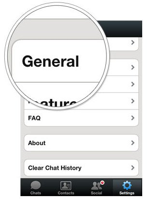 Transfer WeChat History to LG-Bakup-wechat-general
