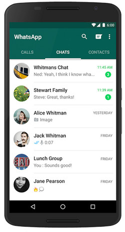 transfer whatsapp chat history to LG