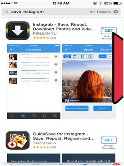 4 ways to save instagram photos to android save instagram on android ccuart Gallery