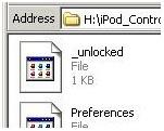 os processos de como desbloquear ipod touch sem o itunes