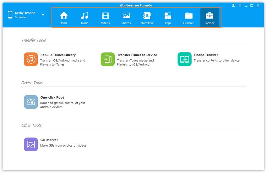 transferir arquivos a partir de seus dispositivos ios sem itunes