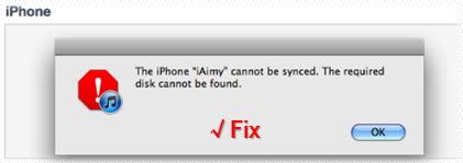 iOS/iPod reparieren - Ihr iDevice lässt sich nicht mit iTunes synchronisieren