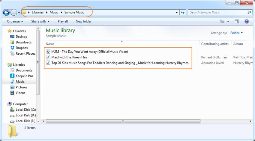 Audiodateien vom Computer auf das iPhone/iPad/iPod übertragen - Finden Sie Titel auf Ihrem PC/Mac