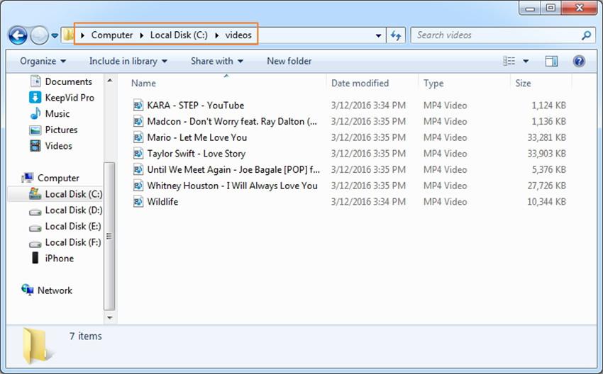 Videos vom Computer auf das iPhone/iPad/iPod übertragen - Finden Sie Videos auf Ihrem PC/Mac