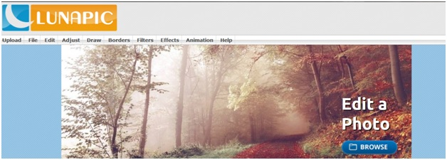 Convert Video to GIF - LUNAPIC