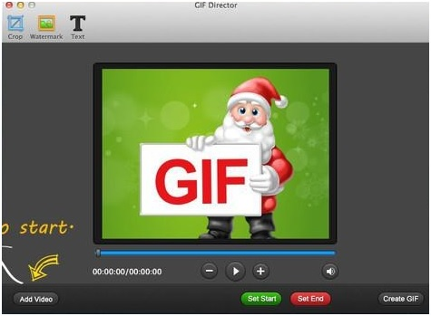 Convert MOV to GIF - GIF Director