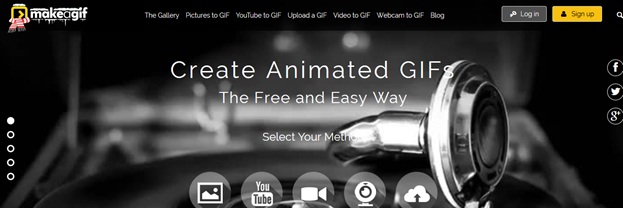 Top YouTube to GIF Makers - Make a GIF