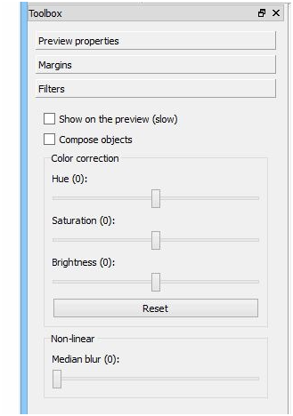 Awesome GIF Generator - Adjust Settings in Sidebar