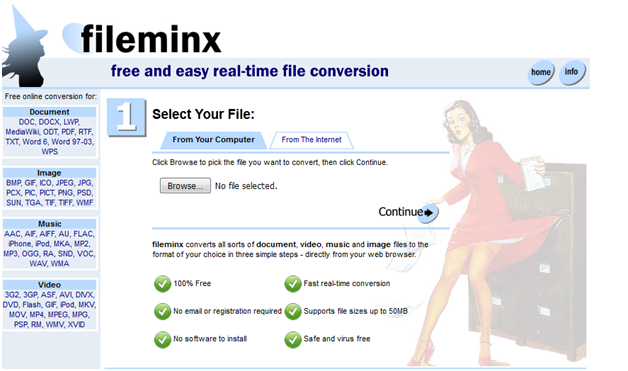 Turn YouTube Video into GIF - FileMinx