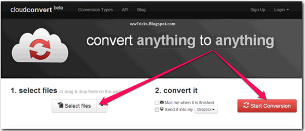 Top 10 GIF to MP4 Converter for Fun - Cloud Convert