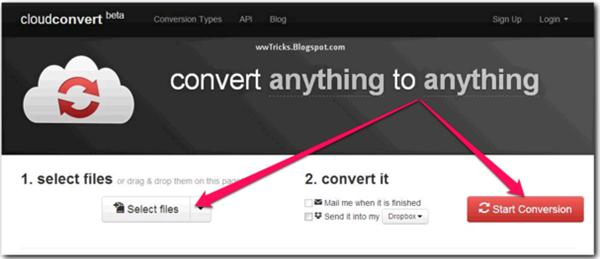 Top 10 GIF to MP4 Converter for Fun - Cloud Convert