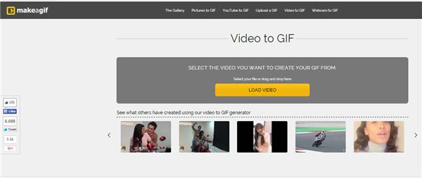 Top 10 GIF to MP4 Converter for Fun - Make a GIF