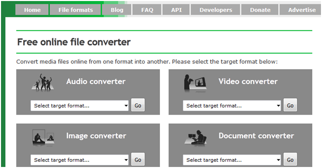 Turn YouTube Video into GIF - Online Convert