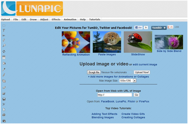 Astounding Ways to Convert YouTube to GIF - LunaPic