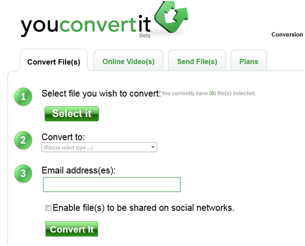 Top 5 Online Programs to Convert YouTube to GIF - You Convert It
