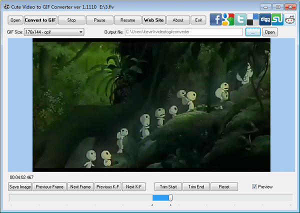 Top 10 GIF to MP4 Converters - Cute Video to GIF COnverter