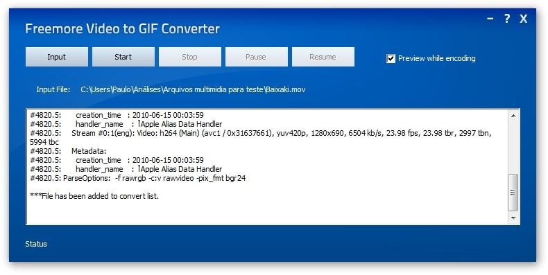Top 10 GIF to MP4 Converters - Freemore Video to GIF Converter