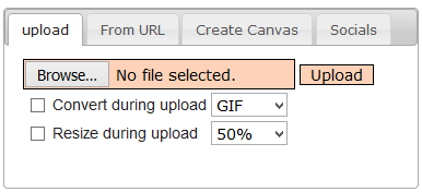 GIF Editors that Actually Work - Upload Files