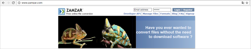 Convert GIF to MOV - Zamzar.com