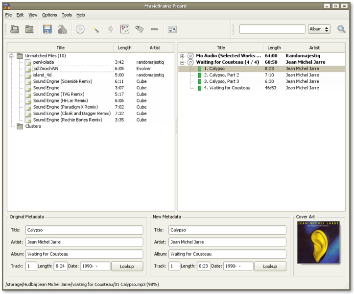 Best MP3 Tagger for Windows Mac OS Linux