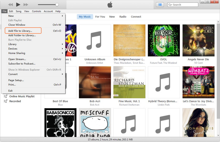 How to Transfer a DVD to iPad with iTunes