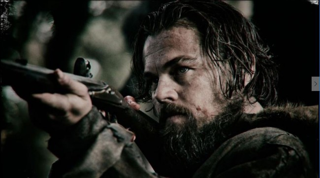 Top 10 English Movies -The Revenant