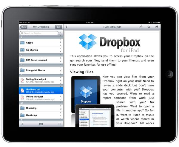 How to Use Dropbox on iPad - Snapguide