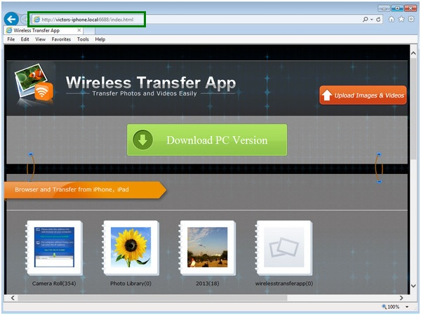 how to wirelessly connect to wifi iphone