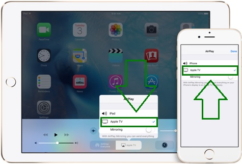 Connect iPhone to TV - Disconnecting