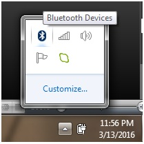 Connect Bluetooth to iPhone - Find Bluetooth on PC