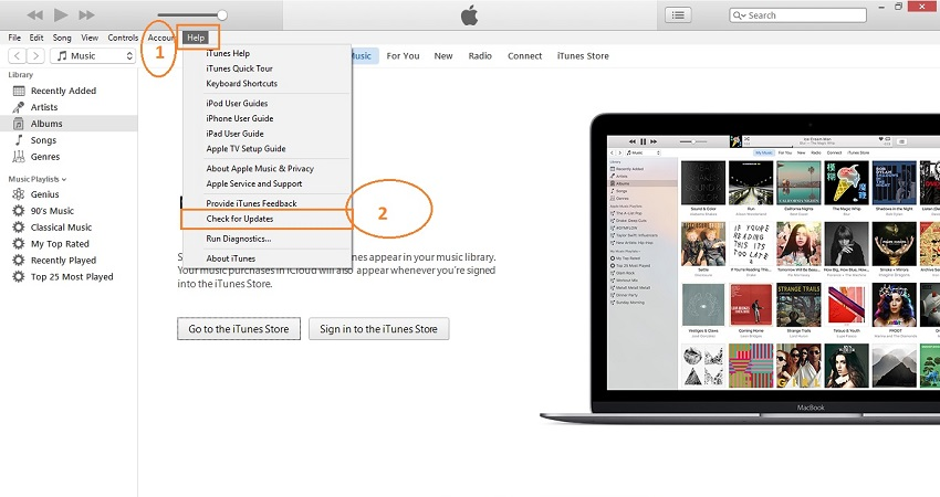all tips about connect iphone to itunes-Upgrade the latest version of iTunes