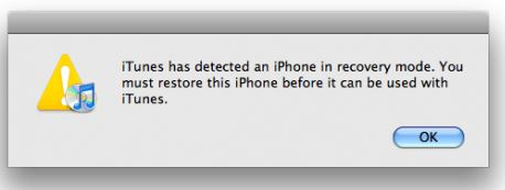 How to fix iphone is disable, connect to iTunes-click oks