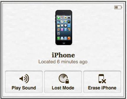 Encontrar o meu iPhone-icloud encontrar o meu iphone