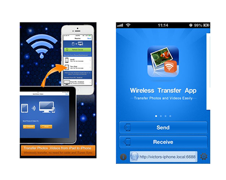 download wireless transfer app