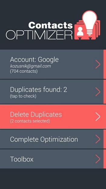 Contacts-Optimizer-Pro