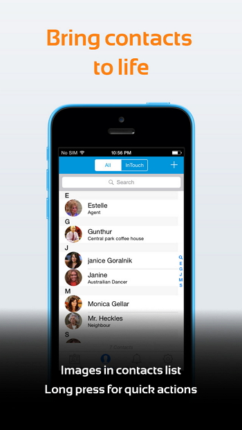 InTouchApp-Contacts-Manage