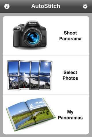 panoramic photo app