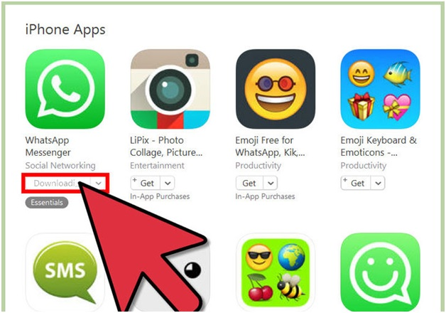 Installeer apps zonder iTunes - Download de app