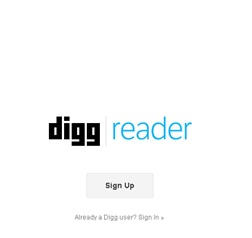 Download Podcasts without iTunes - Visit Digg Reader