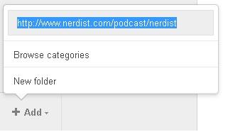 Download podcasts zonder iTunes - inschrijven