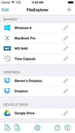iphone file explorer