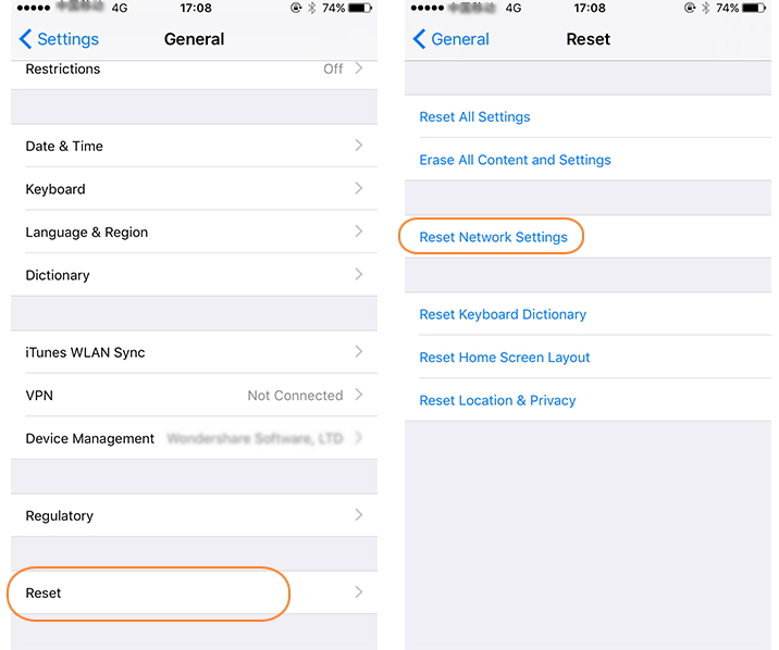 how to find hotspot on iphone-troubleshoting